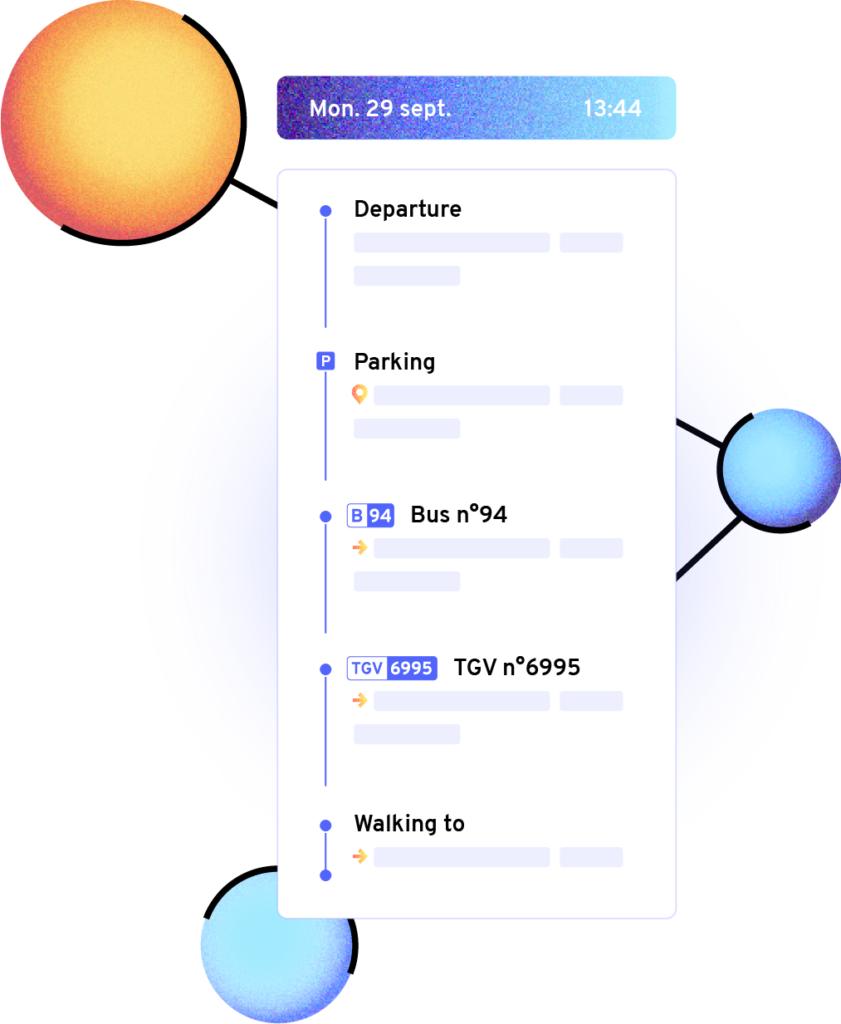 Intermodal-routing-API-